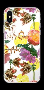 Blomstermagi Skin IPhone XS