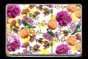"""Floral Magic Skin MacBook Pro 17"""" -2015"""