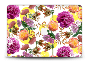 "Floral Magic Skin MacBook Pro Retina 15"" 2015"