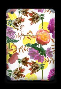 Flower magic Skin IPad mini 2 back
