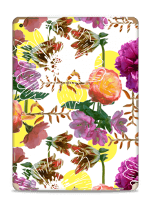 Flower magic Skin IPad Pro 12.9