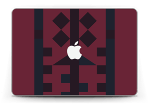 "Formes Graphiques Skin MacBook Pro Retina 13"" 2015"