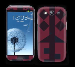 Grafisk form Skin Galaxy S3