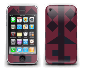 Graphic Form Skin IPhone 3G/3GS