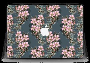 "Mes Fleurs Skin MacBook Pro Retina 13"" 2015"