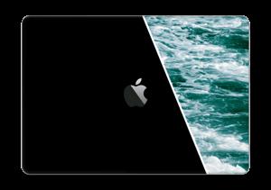 "Black Water Skin MacBook Pro 13"" 2016-"