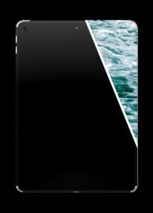 Black Water Skin IPad 2017