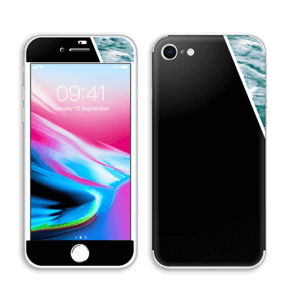 Black Water Skin IPhone 8