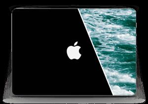 """Black Water Skin MacBook Air 13"""""""