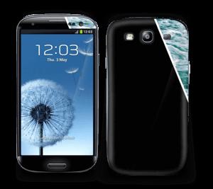 Black Water Skin Galaxy S3