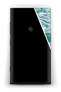 Black Water Skin Nokia Lumia 920