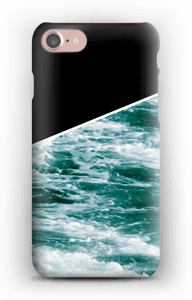 Black Water deksel IPhone 7