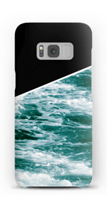 Black Water case Galaxy S8
