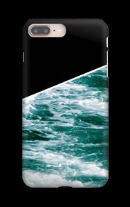 Black Water Coque  IPhone 8 Plus