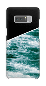 Black Water case Galaxy Note8