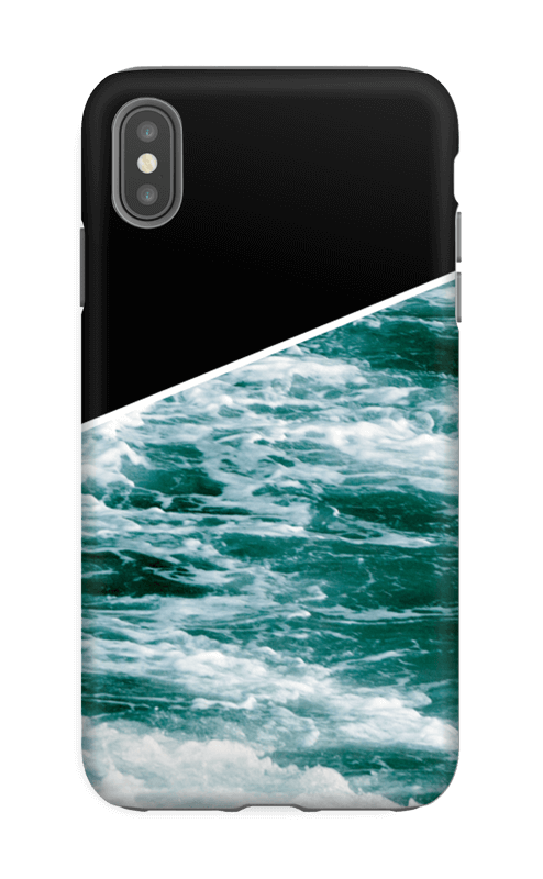 iphone xs coque water