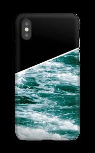 Black Water case IPhone XS