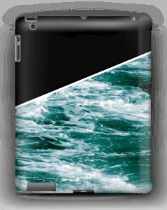 Black Water case IPad 4/3/2