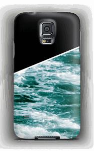 Black Water case Galaxy S5