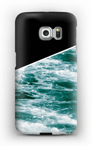 Black Water case Galaxy S6 Edge