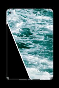 Black Water Skin IPad Mini 4