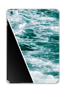 Black Water Skin IPad Air