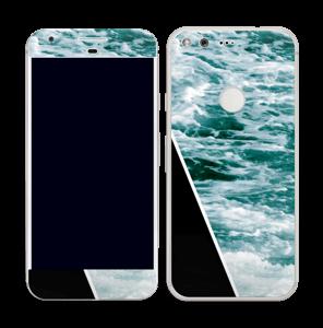 Black Water Skin Pixel