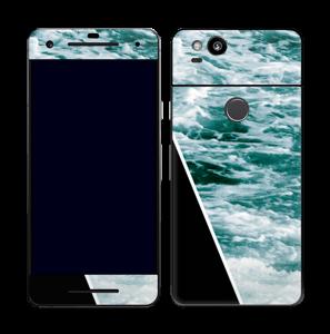Svart vatten Skin Pixel 2