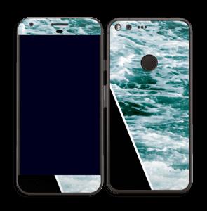 Black Water Skin Pixel XL
