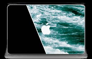 """Black Water Skin MacBook Air 11"""""""