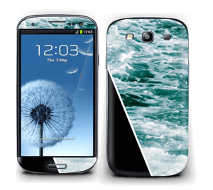 Sort hav Skin Galaxy S3