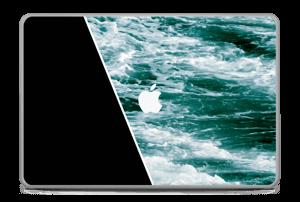 "Black Water Skin MacBook Pro 17"" -2015"
