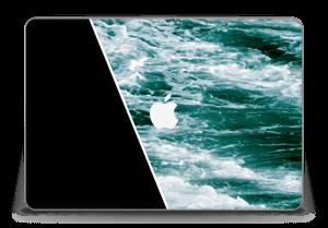 "Black Water Skin MacBook Pro Retina 15"" 2015"