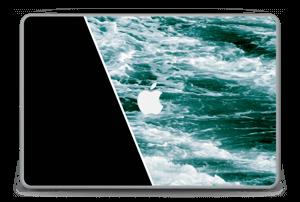 "Black Water Skin MacBook Pro 15"" -2015"
