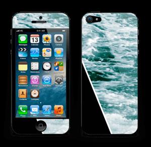 Black Water Skin IPhone 5