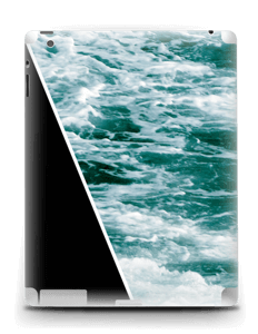 Black Water Skin IPad 4/3/2