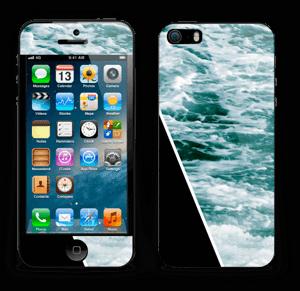 Black Water Skin IPhone 5s