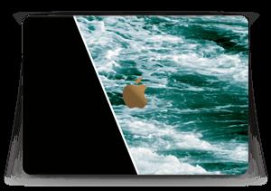 """Black Water Skin MacBook 12"""""""