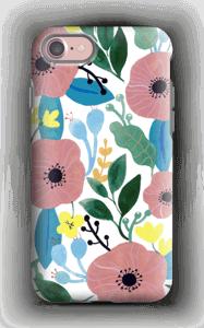 Kukkaunelma kuoret IPhone 7 tough