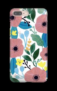 Kukkaunelma kuoret IPhone 8 Plus