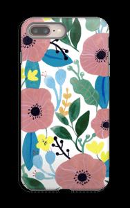 Kukkaunelma kuoret IPhone 8 Plus tough
