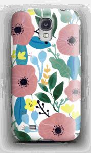 Kukkaunelma kuoret Galaxy S4