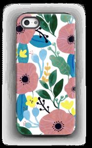 Kukkaunelma kuoret IPhone 5/5s tough