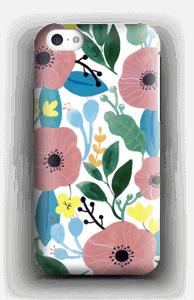 Kukkaunelma kuoret IPhone 5c
