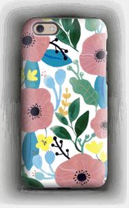 Kukkaunelma kuoret IPhone 6 tough