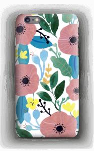 Kukkaunelma kuoret IPhone 6s Plus