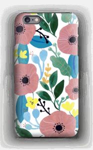 Kukkaunelma kuoret IPhone 6 Plus tough
