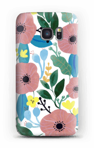 Kukkaunelma kuoret Galaxy S7