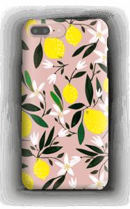 Sitruunat kuoret IPhone 7 Plus
