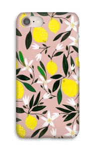 Citroner cover IPhone 8